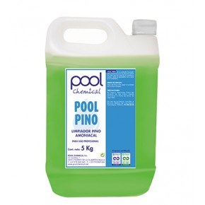 LIMPIADOR PINO AMONIACAL POOL PINO  5 Kg.