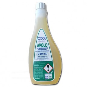 LIMPIADOR MULTIUSOS APOLO 750 ml.